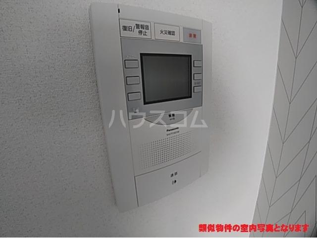 プレサンス名古屋幅下ファビュラス 402号室のセキュリティ
