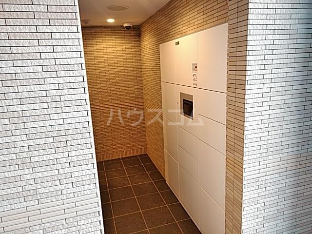 プレサンス名古屋幅下ファビュラス 502号室のバルコニー