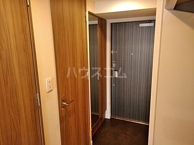 プレサンス名古屋幅下ファビュラス 502号室のセキュリティ