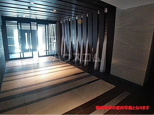 プレサンス名古屋幅下ファビュラス 602号室のロビー