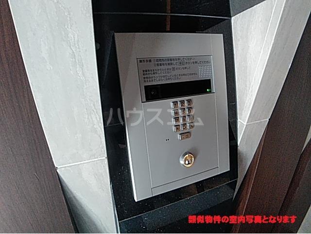 プレサンス名古屋幅下ファビュラス 602号室のセキュリティ