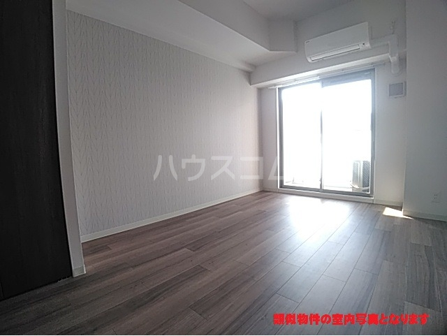 プレサンス名古屋幅下ファビュラス 602号室のベッドルーム
