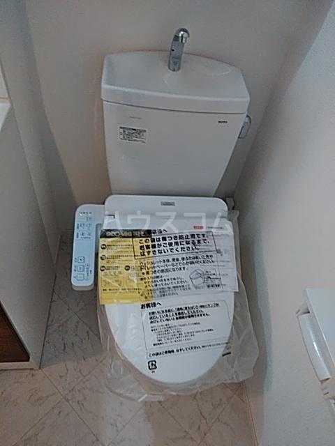 Felice浅田 102号室のトイレ