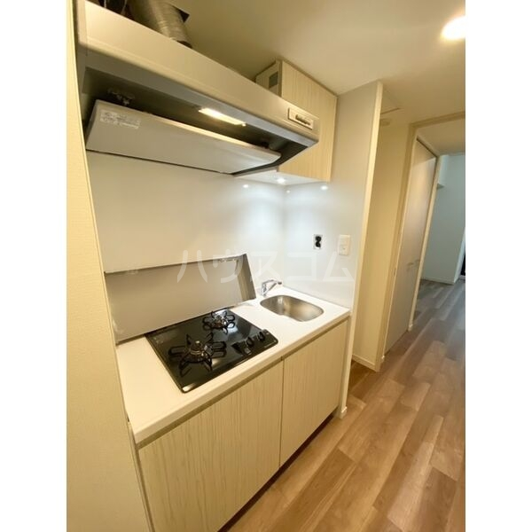 S-RESIDENCE名駅 701号室のキッチン