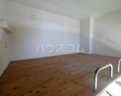 アベニールエイラク 202号室の収納