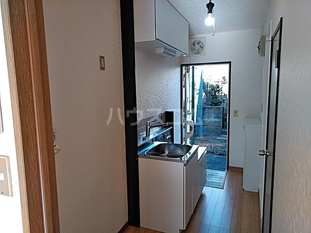 宮前平第2スカイハイツ 103号室のキッチン