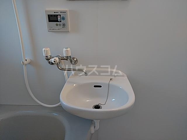 宮前平第2スカイハイツ 103号室の洗面所
