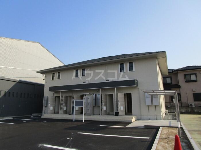 仮)D-room蟹江町今西の外観