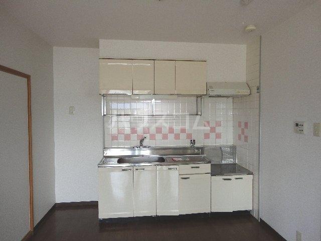 カストルム滝川 505号室のキッチン