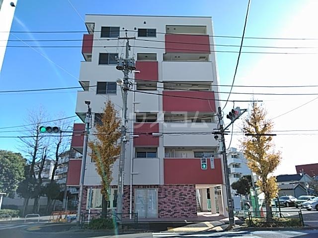 ランド・18 綾瀬2丁目 501号室の外観