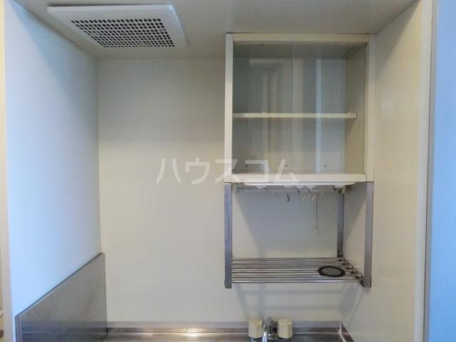 プレスイン日比野 8F号室のキッチン