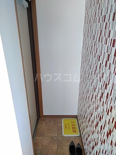 ランド・18 綾瀬2丁目 501号室の玄関