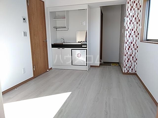 ランド・18 綾瀬2丁目 501号室のベッドルーム
