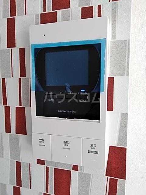 ランド・18 綾瀬2丁目 501号室のセキュリティ