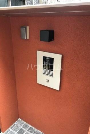 ウェルスクエア都立大学 205号室のセキュリティ
