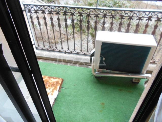 強羅ビラ 308号室のバルコニー