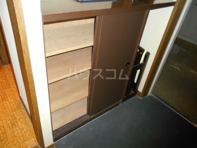 強羅ビラ 308号室の収納
