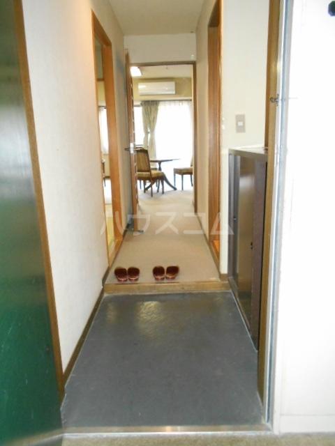 強羅ビラ 308号室の玄関