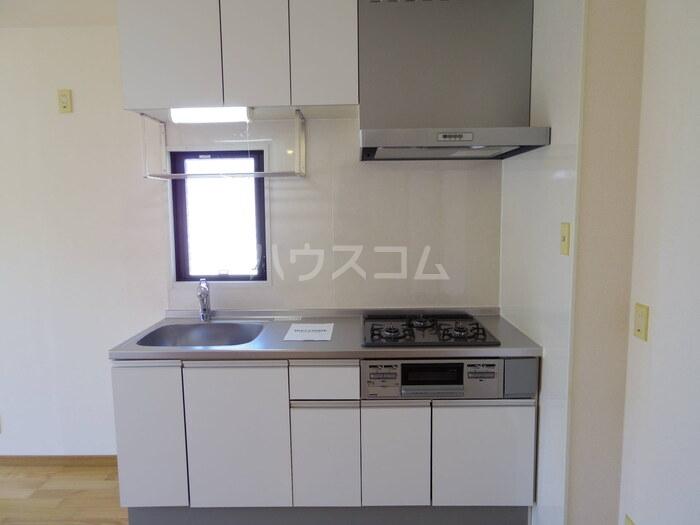 セジュール広瀬 B 202号室のキッチン