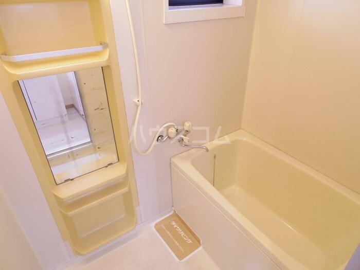 セジュール広瀬 B 202号室の風呂