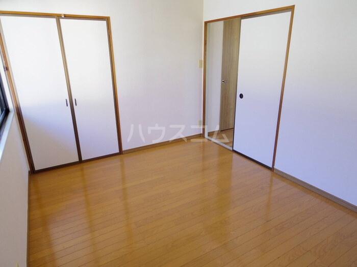 セジュール広瀬 B 202号室の洗面所