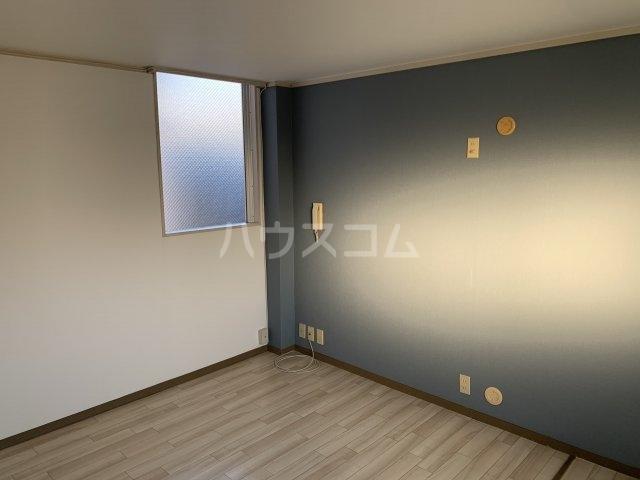 谷村マンション 302号室のベッドルーム