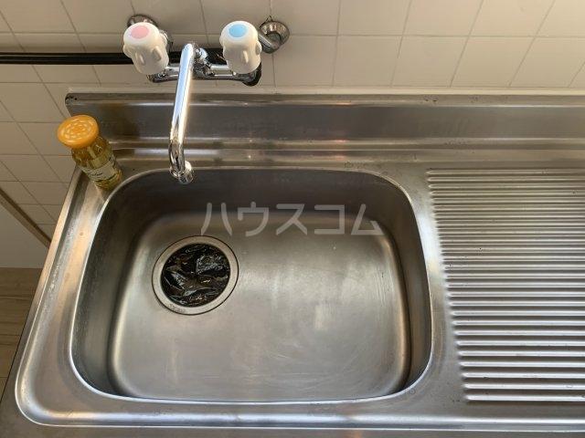 谷村マンション 302号室の風呂