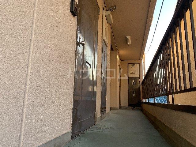 谷村マンション 302号室のロビー