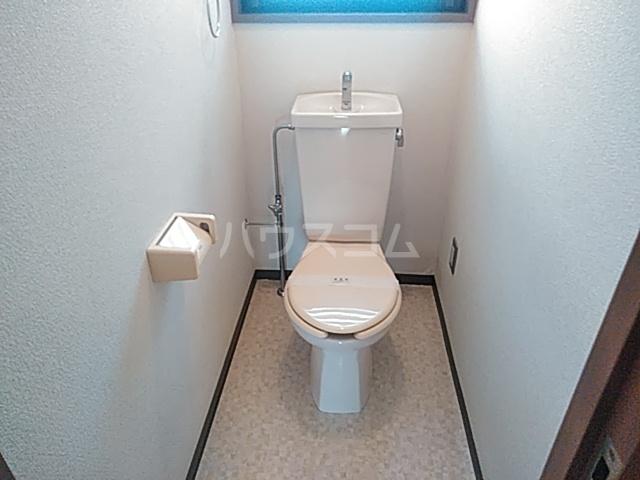 レジデンス丸太町 403号室のトイレ