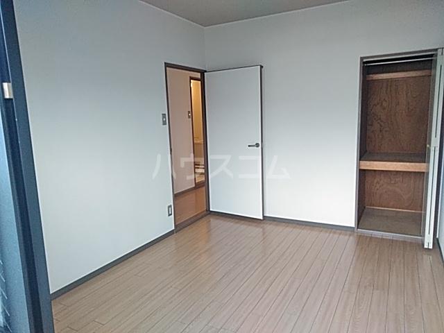 レジデンス丸太町 403号室のベッドルーム