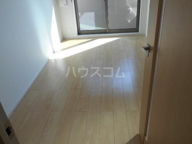 ラフレシール太秦Ⅰ 01030号室のバルコニー