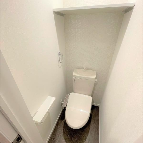 REVE大宮 201号室の収納