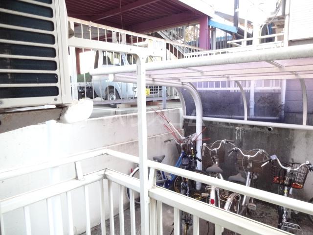 オネスティ北習二番館 104号室の景色