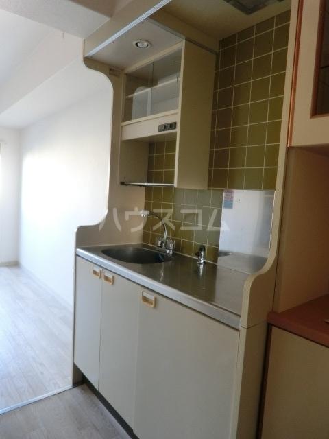 メゾン・ド・タンドレス 303号室のキッチン