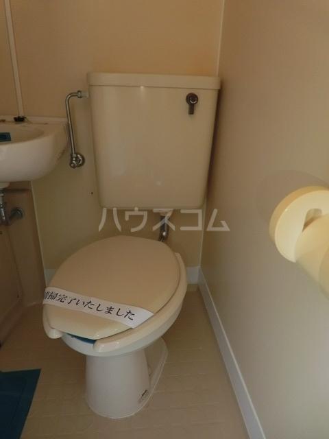 メゾン・ド・タンドレス 303号室のトイレ
