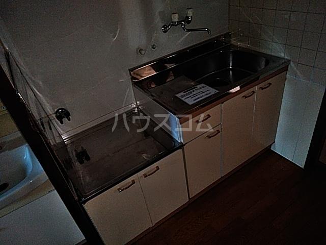 シャトウノダ 303号室のキッチン