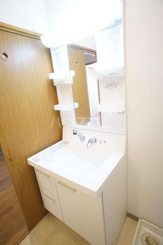 コンフォートライフ北棟 102号室の洗面所