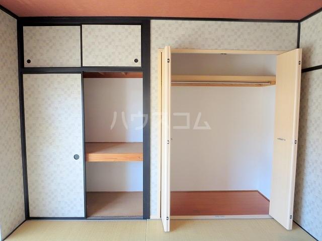 第二佐鳴台サニーハイツ 103号室の収納