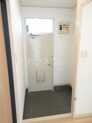 第二佐鳴台サニーハイツ 103号室の玄関