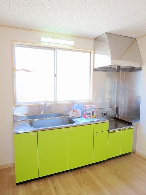 第二佐鳴台サニーハイツ 103号室のキッチン