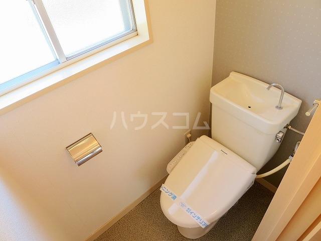 第二佐鳴台サニーハイツ 103号室のトイレ