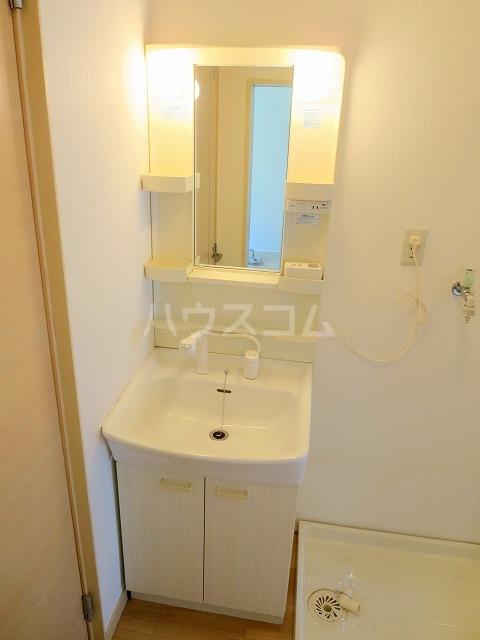 第二佐鳴台サニーハイツ 103号室の洗面所