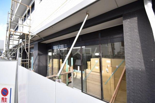 (仮称)新河岸駅前複合ビル計画 405号室のその他共有