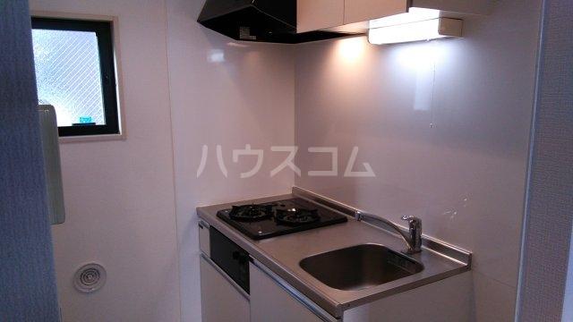 マックス ベルジェ 204号室のキッチン