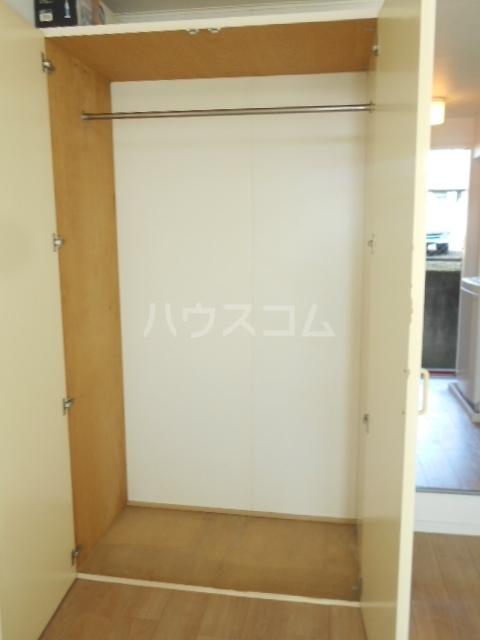 レジデンス扇 107号室の収納