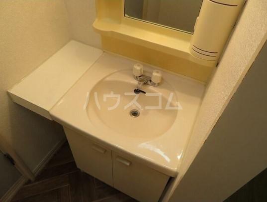 グリーンハイツ 0102号室の洗面所