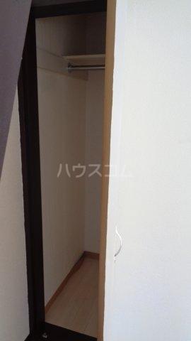 カーサフロール 津田沼 112号室の収納