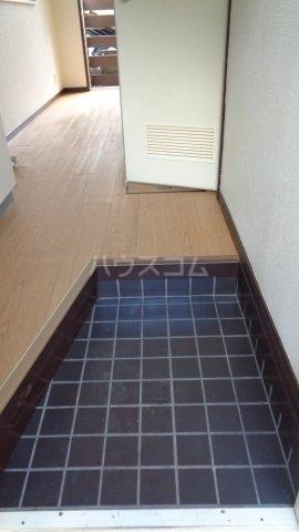 カーサフロール 津田沼 112号室のバルコニー
