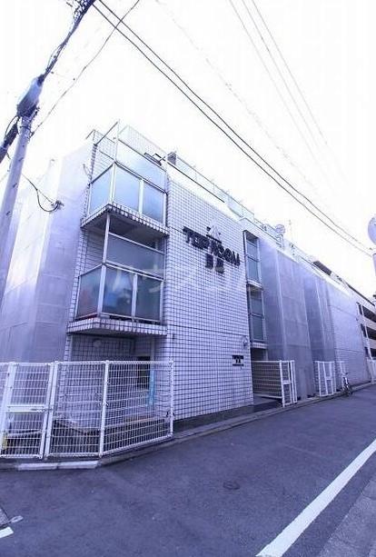 トップ・ルーム目黒外観写真