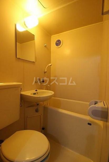 トップ・ルーム目黒 202号室の風呂